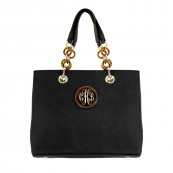 monogrammed acrylic tote