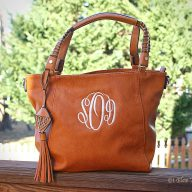 Belle bag with long strap